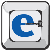 E-Commerce Law Icon